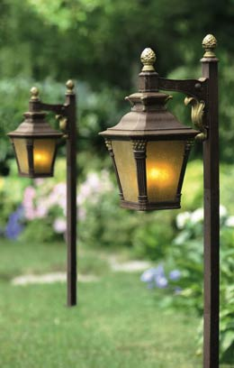 Hampton Bay Outdoor Lighting